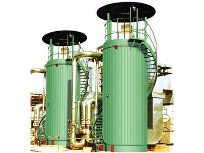 燃气导热油炉的特征介绍