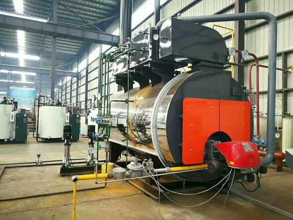 燃天然气低氮冷凝锅炉